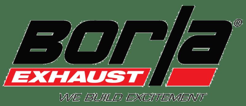 Borla 2015 2020 Ford Mustang Ecoboost Atak Cat Back Exhaust