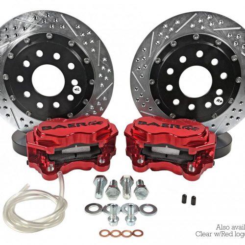 Rear Brake Conversions