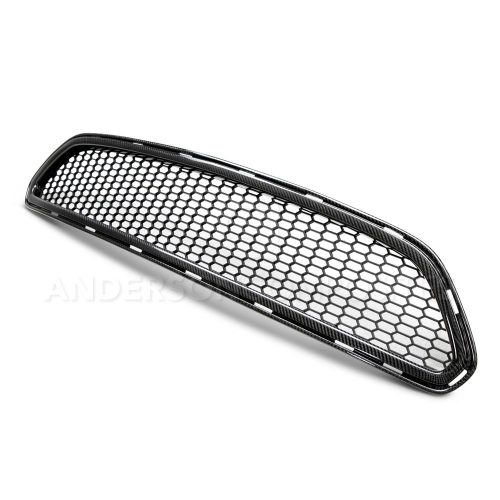 2015-2017 FORD MUSTANG TYPE-AE Type-AE carbon fiber upper grille for 2015-2017 Ford Mustang