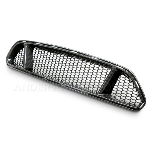 2015-2017 FORD MUSTANG TYPE-GT Type-GT carbon fiber upper grille for 2015-2017 Ford Mustang