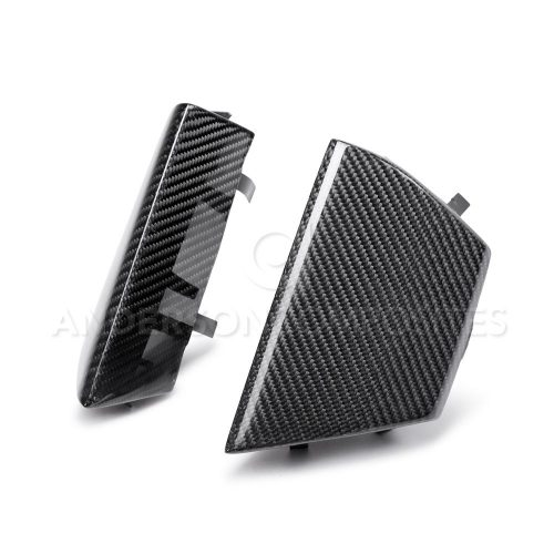 2015-2018 FORD SHELBY GT350  Carbon fiber front upper grill inserts for 2015-2016 Ford Mustang GT350