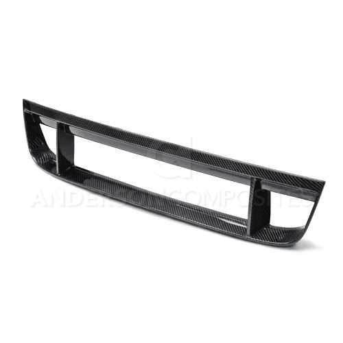 2010-2014 FORD SHELBY GT500 TYPE-13/14 Carbon fiber front lower grille for 2010-2014 Ford Mustang GT500 and 2013-2014 Mustang GT/V6