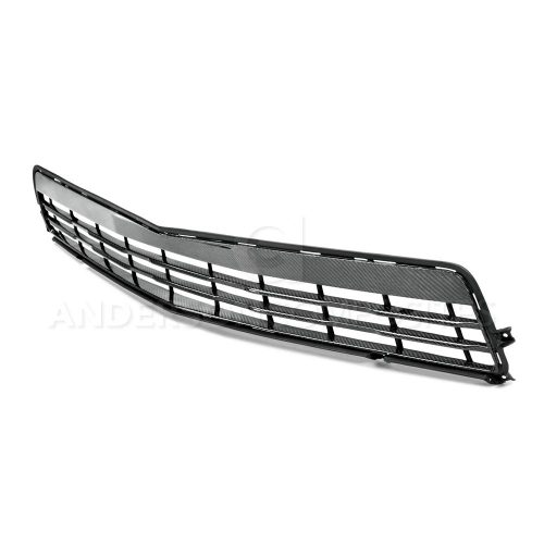 2014-2015 CHEVROLET CAMARO SS, 1LE, Z28  Carbon fiber front lower grille for 2014-2015 Chevrolet Camaro LS, SS, 1LE, Z28