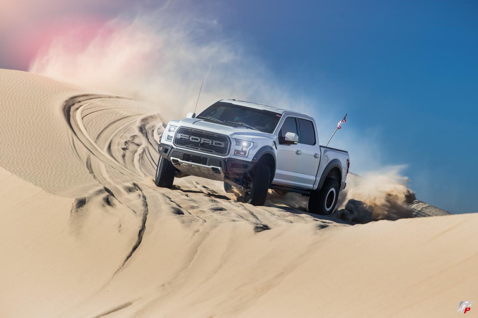 FFP Ford F-150 Raptor Ecoboost Dunes