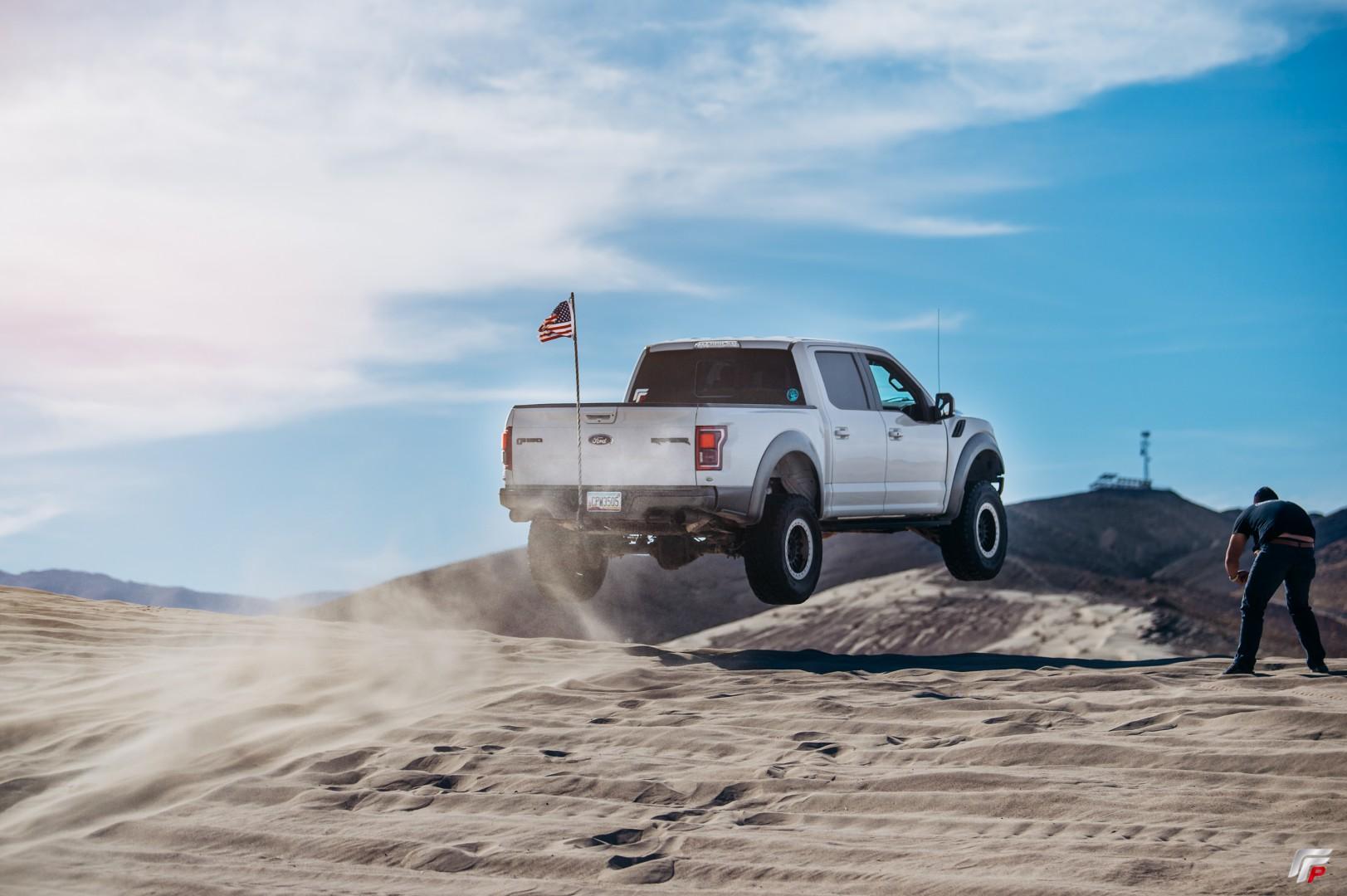 FFP Ford F-150 Raptor Ecoboost Dunes Jump