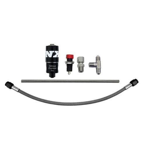Nitrous PURGE VALVE KIT FOR INTEGRATED SOLENOID SYSTEMS