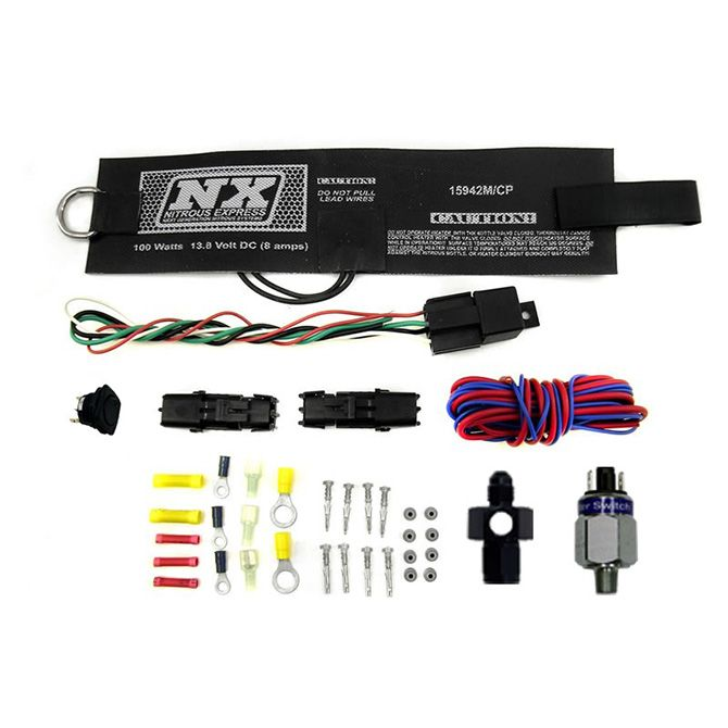 Nitrous MOTORCYCLE FULLY AUTOMATIC HEATER (4AN ) 4AMPS