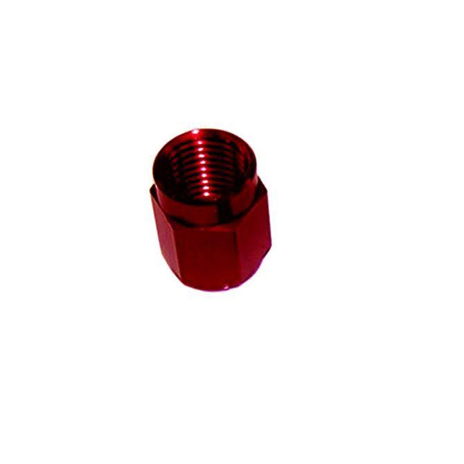 Nitrous 3AN RED B-NUT (QTY 1)