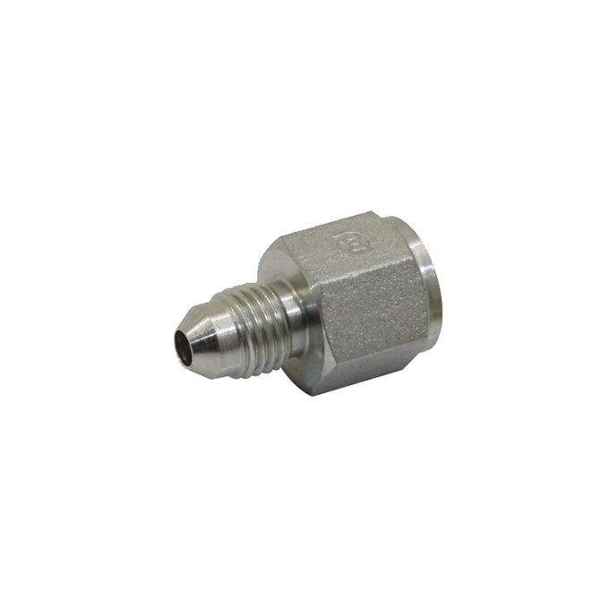 Nitrous 6AN Female to 4AN Male Adapter