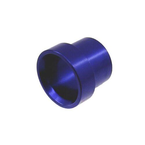 Nitrous 1/2 TUBING SLEEVES BLUE ALUMINUM