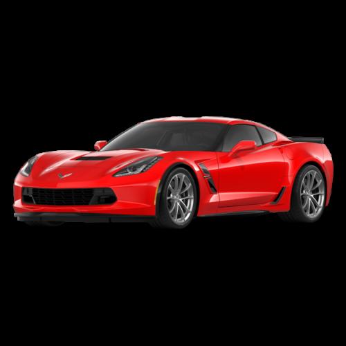 2017-2019 Chevrolet Corvette Grand Sport