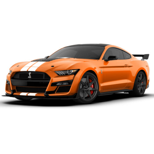 2020-2022 Ford Mustang GT500