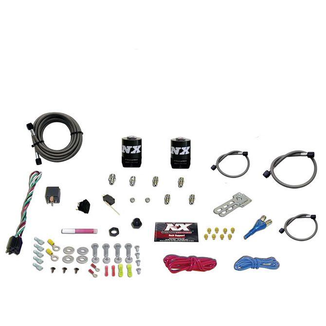 Nitrous ALL GM EFI SINGLE NOZZLE SYSTEM (35-50-75-100-150 HP) LESS BOTTLE