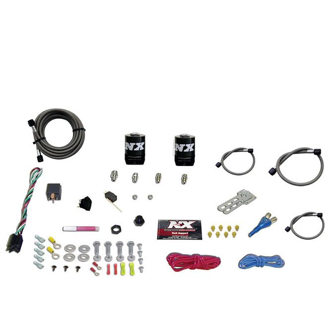 Nitrous ALL DODGE EFI SINGLE NOZZLE SYSTEM (35-50-75-100-150 HP) LESS BOTTLE