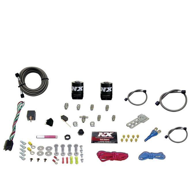 Nitrous ALL SPORT COMPACT EFI SINGLE NOZZLE SYSTEM (35-50-75 HP) LESS BOTTLE