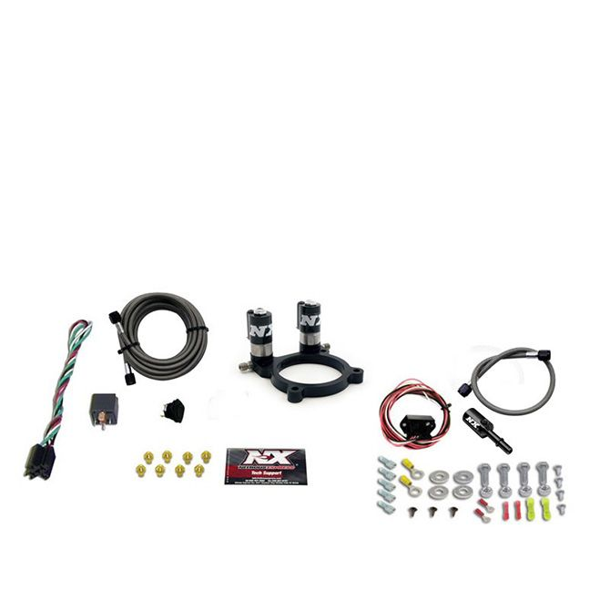 Nitrous FORD V6 NITROUS PLATE SYSTEM-3.5L AND 3.7L W/ NO BOTTLE