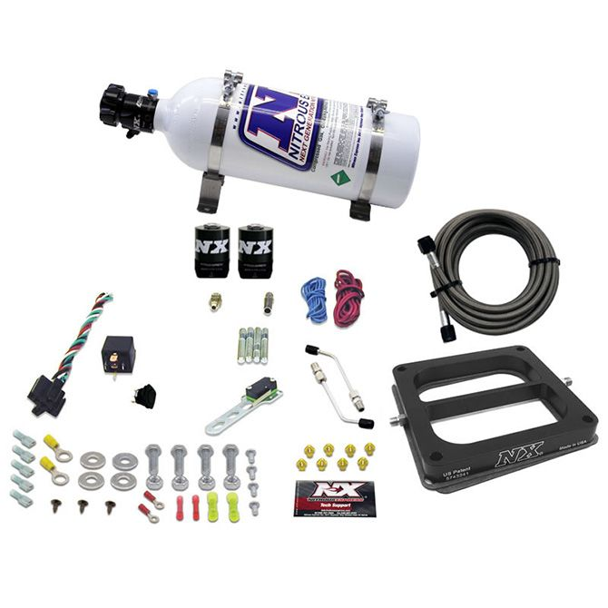 Nitrous Dominator/GASOLINE (50-100-150-200-250-300HP) WITH 5LB BOTTLE