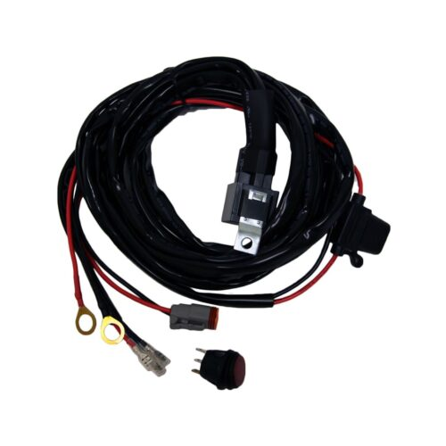 RIGID Wire Harness, Fits 20-50 Inch SR-Series And 10-30 Inch E-Series