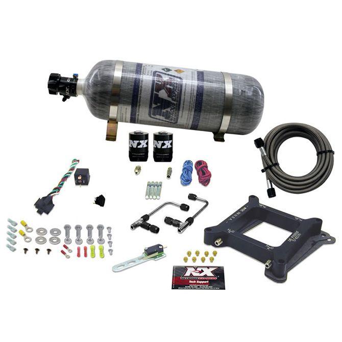 Nitrous 4150 Gemini PRO-POWER ALCOHOL W/ COMPOSITE BOTTLE