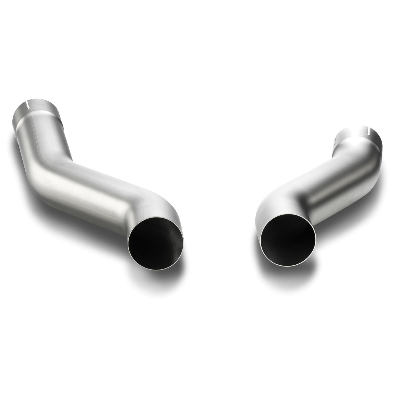 Akrapovic 2010-2014 Porsche Link pipe S Version (Titanium)