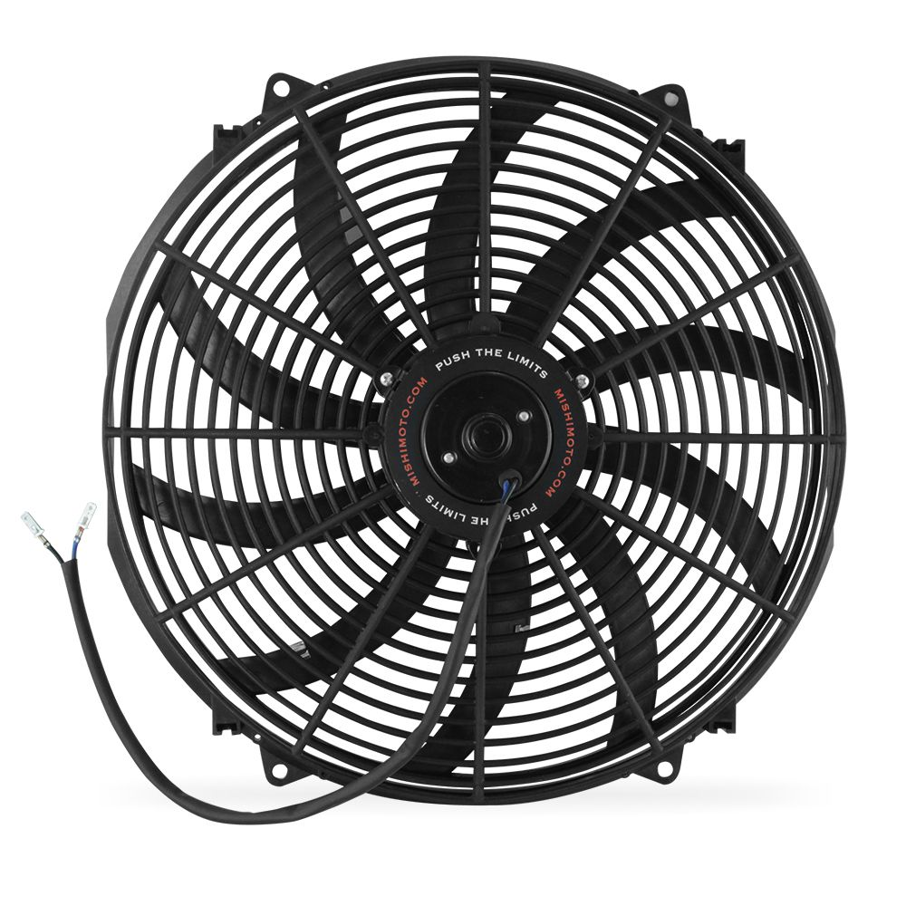 Mishimoto Curved Blade Electric Fan 16in