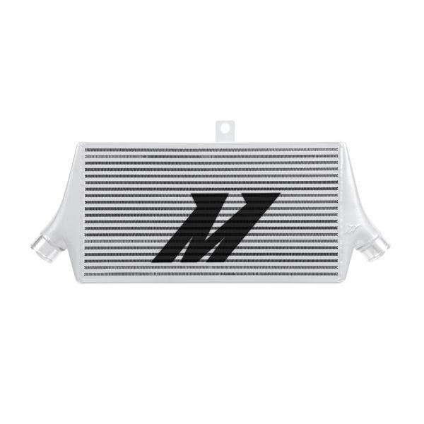 Mishimoto Mitsubishi Lancer Evolution 7/8/9 Race Intercooler, Silver, 2001-2007