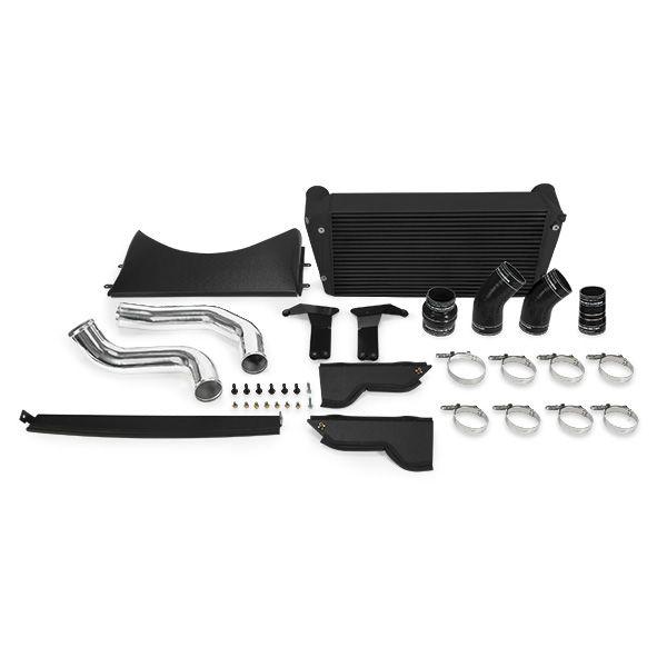 Mishimoto Dodge 6.7L Cummins Intercooler Kit, 2013+