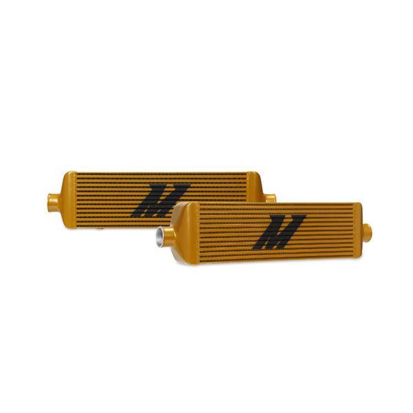 Mishimoto Mishimoto Universal Intercooler J-Line, Gold