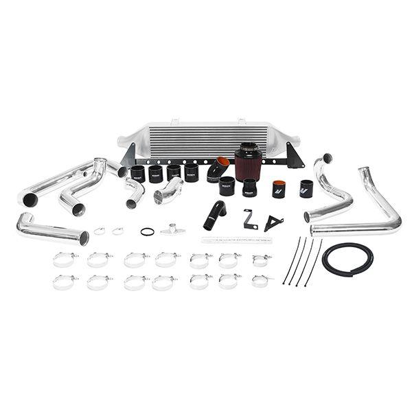 Mishimoto Subaru WRX Front-Mount Intercooler Kit, 2008-2014 Silver