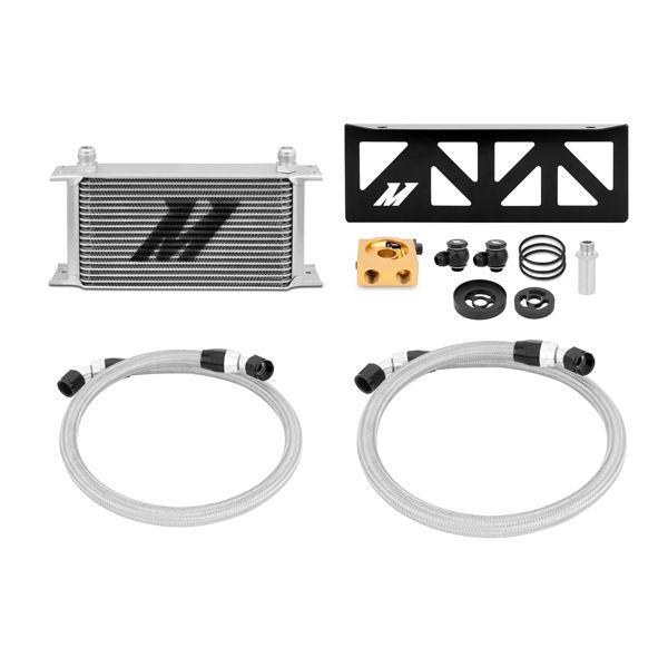 Mishimoto Subaru BRZ / Scion FR-S Thermostatic Oil Cooler Kit, 2013+