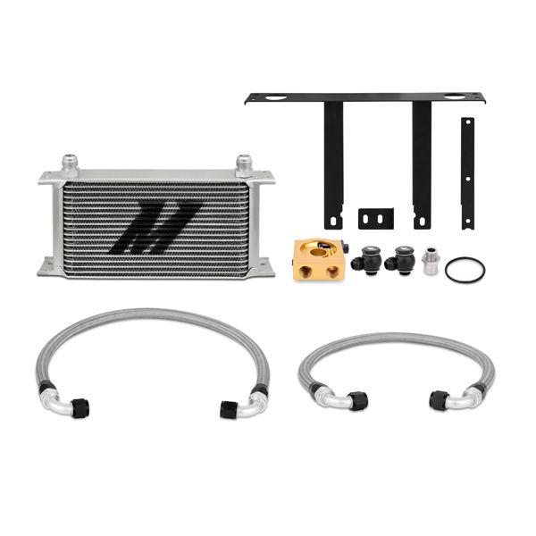 Mishimoto Hyundai Genesis Coupe 2.0T Thermostatic Oil Cooler Kit