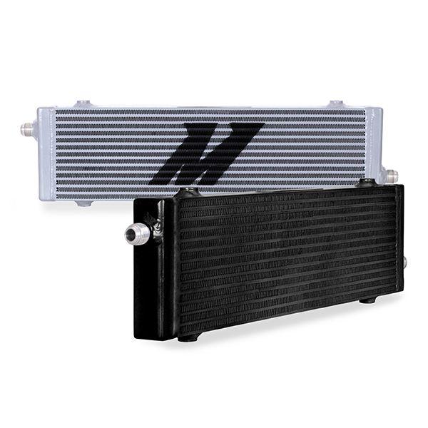 Mishimoto Universal Cross Flow Bar & Plate Oil Cooler, Large