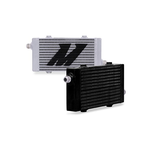Mishimoto Universal Cross Flow Bar & Plate Oil Cooler, Small