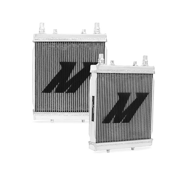 Mishimoto Chevrolet Camaro SS or HD Cooling Packag Performance Auxiliary Radiators, 2016+