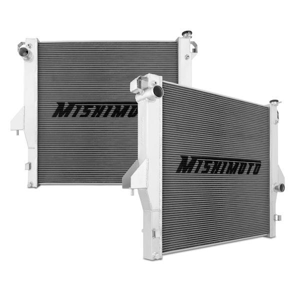 Mishimoto Dodge 5.9L/6.7L Cummins Aluminum Radiator