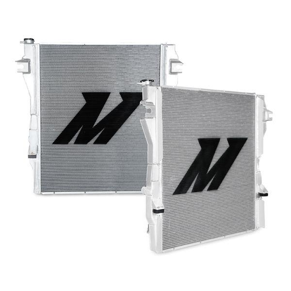 Mishimoto Dodge 6.7L Cummins Aluminum Radiator