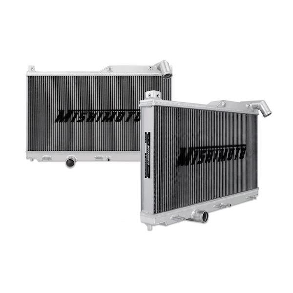 Mishimoto Mishimoto Universal Performance Aluminum Radiator, 25.51 In. x 16.3 In. x 2.55 In.