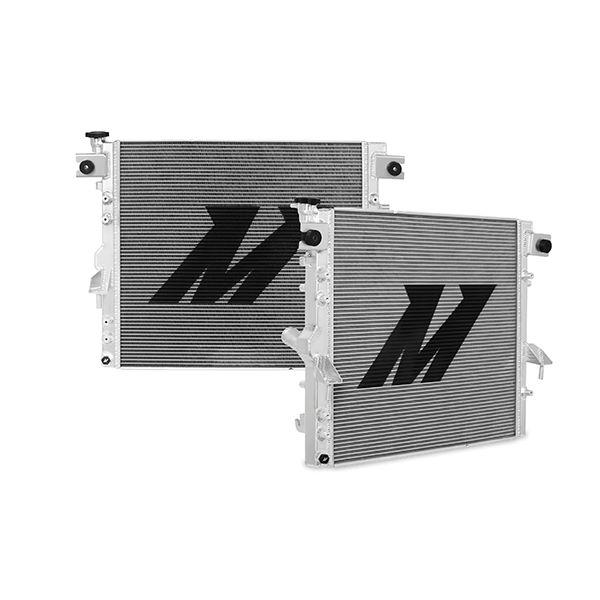 Mishimoto Jeep Wrangler JK Performance Aluminum Radiator V2