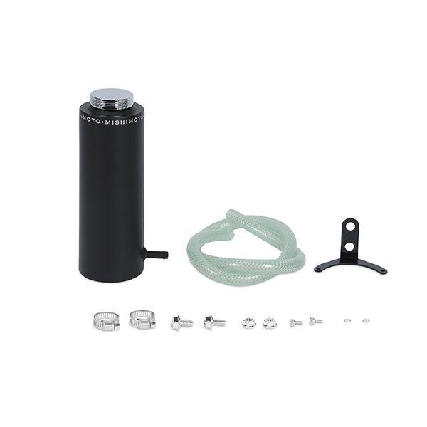 Mishimoto Aluminum Coolant Reservoir Tank, Wrinkle Black