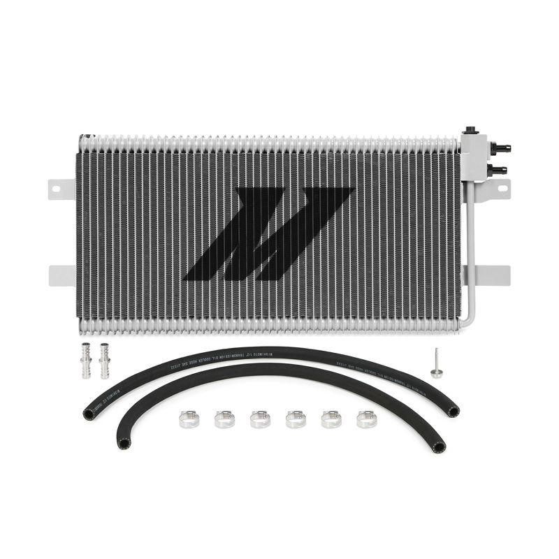 Mishimoto Dodge Ram 5.9L/6.7L Cummins Transmission Cooler, 2003-2009 PRE-SALE