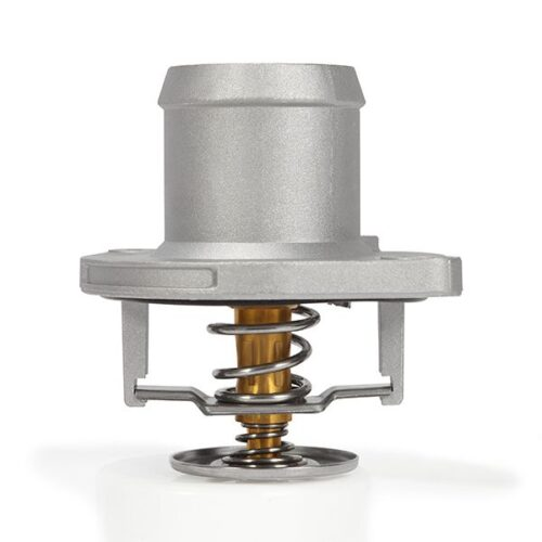 Mishimoto Ford 6.0L Powerstroke High-Temperature Thermostat and Cast Housing, 2003-2007