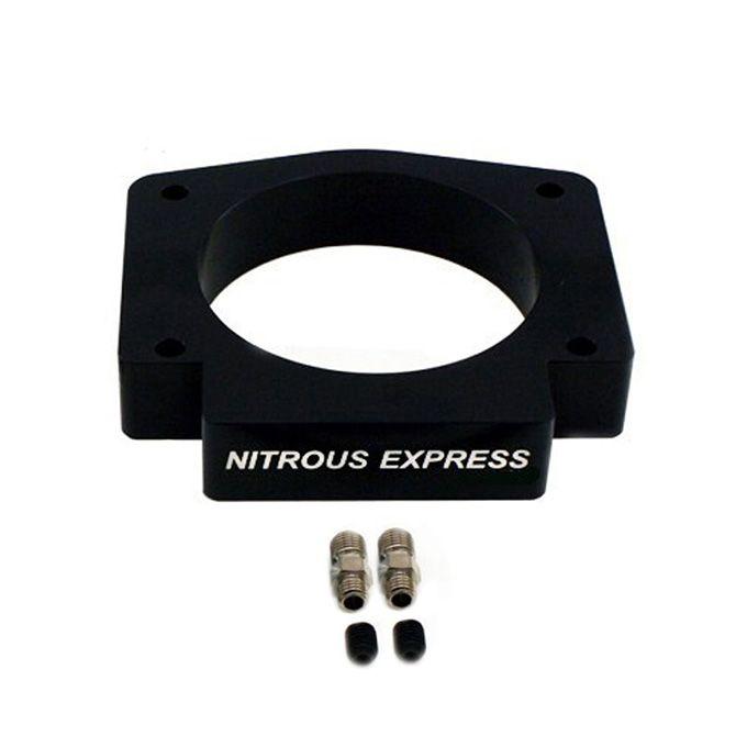 Nitrous 90MM 4 BOLT LS NITROUS PLATE ONLY