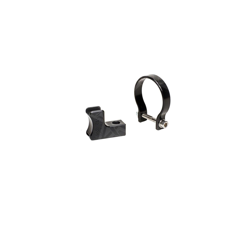 RIGID 2 Inch Bar Clamp Horizontal Mount, fits D-Series, Radiance Pod, SR-M, SR-Q