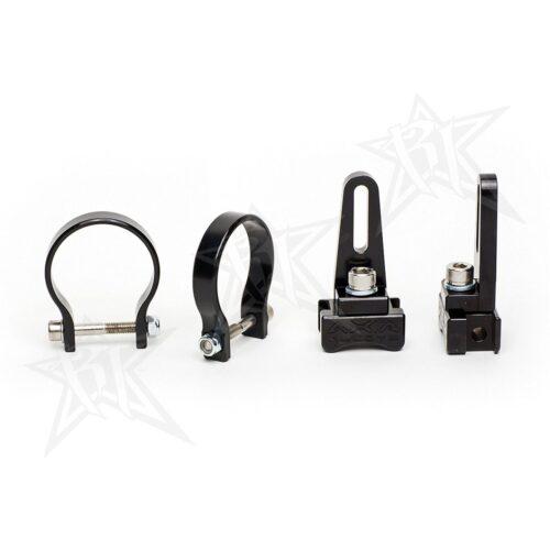 RIGID 1.25 Inch Bar Clamp, Fits E-Series, SR-Series, Radiance LED Light Bars